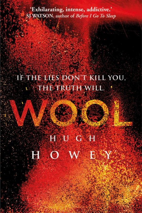 Hugh Howey-WOOL COVER