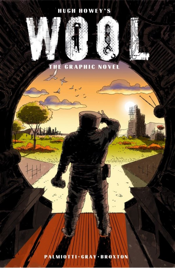 Wool Graphic Novel