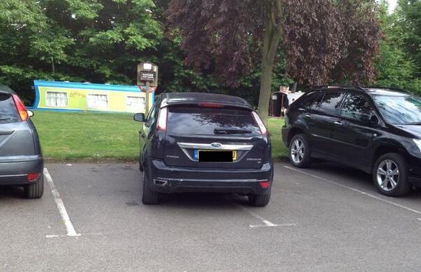 bad parker